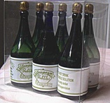 6 kpl Samppanjapulloa - Lahjapakkaus