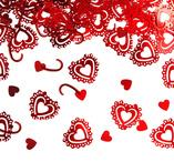 Redheart confetti